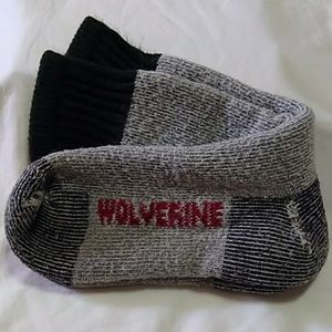 Men's Wolverine Winter Socks